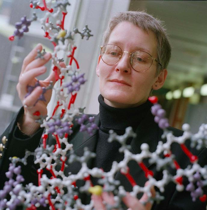 Teresa Attwood, PhD, Professor, the Department of Computer Science and School of Biological Sciences at the University of Manchester - Recipient of the ISCB Outstanding Contributions Award