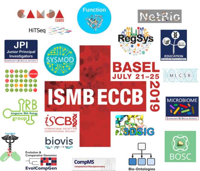ISMB/ECCB 2019: Today is the day - Submit your research!