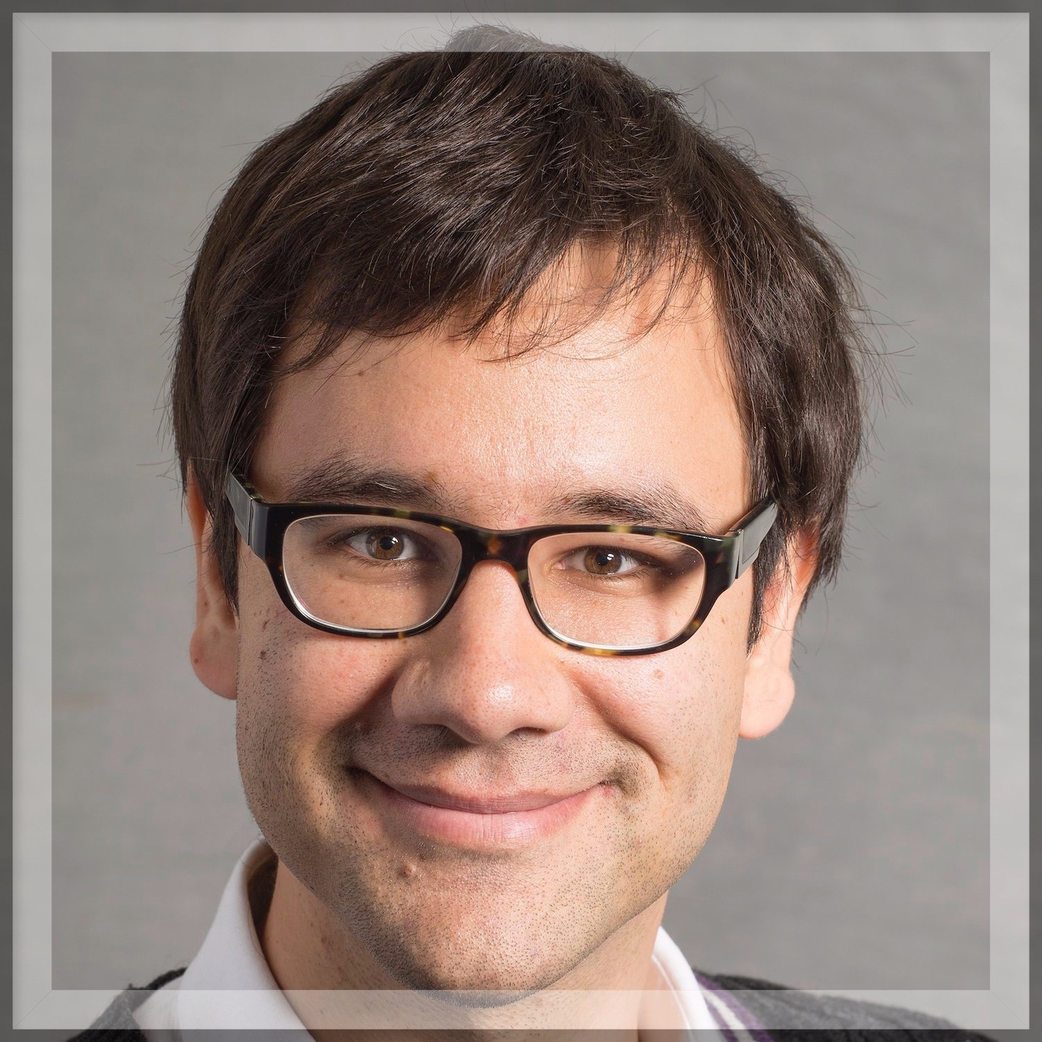 Christophe Dessimoz, University of Lausanne, University College London, and Swiss Institute of Bioinformatics is the ISCB Overton Prize winner