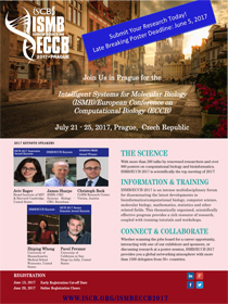 ISMB ECCB 2017  July 21-25, 2017  Prague, Czech Republic
