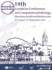 ECCB 2020, August 31 – Sept 08, 2020, Virtual Conference