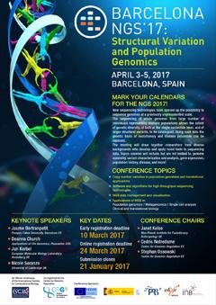 NGS 2017 - Structural Variation & Population Genomics.