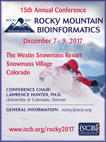 Rocky Mountain Bioinformatics Conference (Rocky 2017)