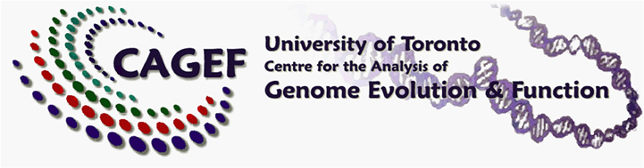 University of Toronto, Centre for the Analysis of Genome Evolution & Function