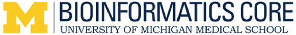 University of Michigan Medical School - Bioinformatics Core