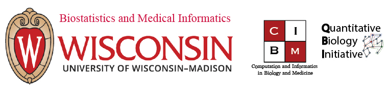 Biostatistics & Medical Informatics University of Wisconsin Madison