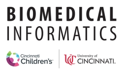 Biomedical Informatics at Cincinnati Children's Hospital Medical Center