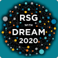 RSG with DREAM 2020, November 16 - 18, 2020