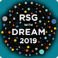 RSGDREAM 2019, New York, USA Nov 4 - 6, 2019