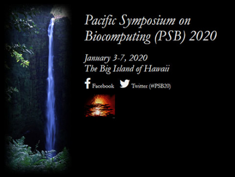 Pacific Symposium on Biocomputing (PSB) 2020