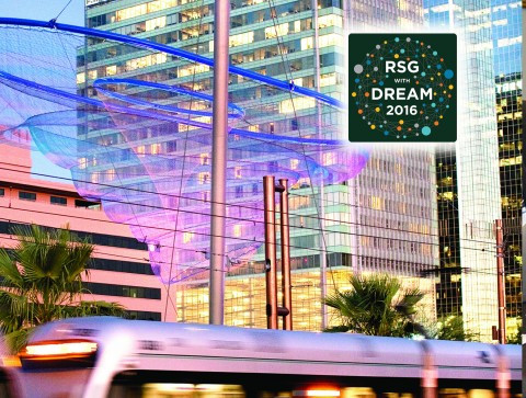 RSG with DREAM 2016: Register Today!